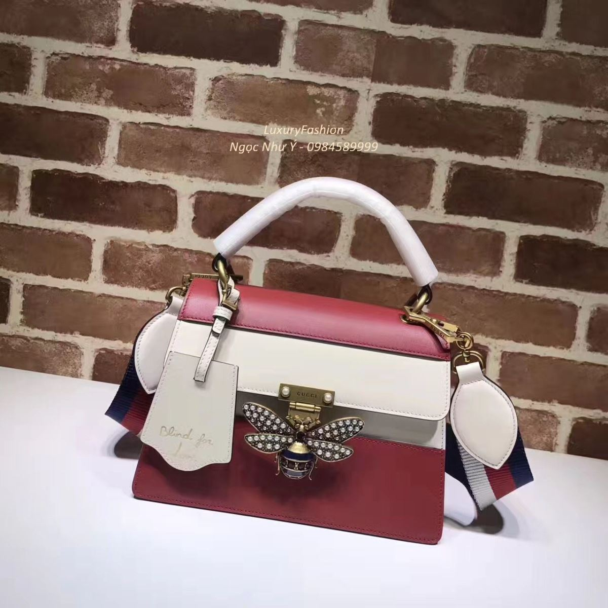 Túi Gucci Queen Margaret Top Handle